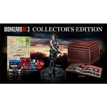 [PS4] BIOHAZARD RE:3 COLLECTOR'S EDITION