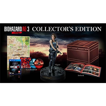 [PS4] BIOHAZARD RE:3 Z Version COLLECTOR'S EDITION