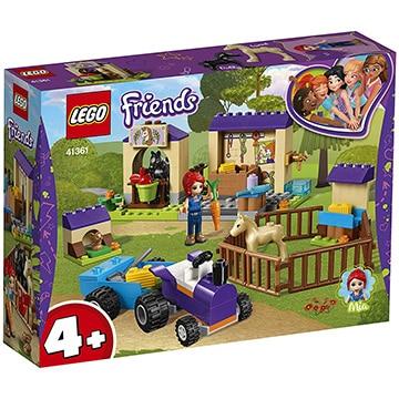 レゴJ レゴ フレンズ ミアとポニーのお世話 41361