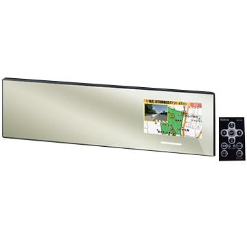 セルスター 3.2インチMVA液晶 ミラー型レーダー探知機 AR-W63GM