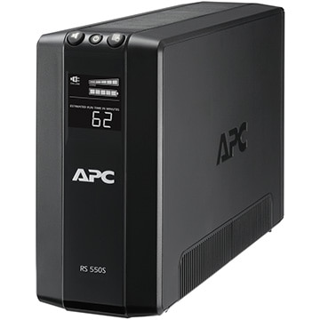 SchneiderElectricJapan 無停電電源装置(正弦波出力) APC RS 550 無償保証期間:2年間 BR550S-JP-E