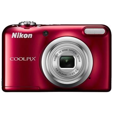 ニコン デジタルカメラ COOLPIX A10 レッド COOLPIXA10RD