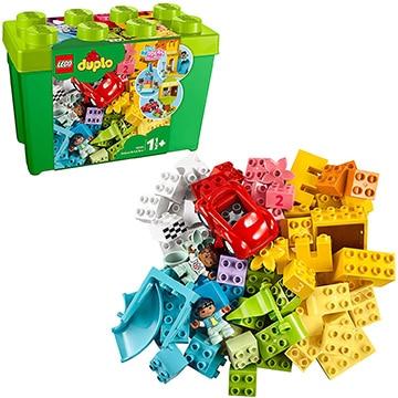 【送料無料 + ポイント7倍】レゴ デュプロのコンテナ スーパーデラックス10914 レゴデュプロ