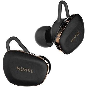エム・ティ・アイ NUARL N6PRO 完全ワイヤレスイヤフォン マットブラック N6Pro-MB