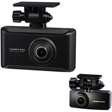 コムテック 前後2カメラドライブレコーダー ZDR-025