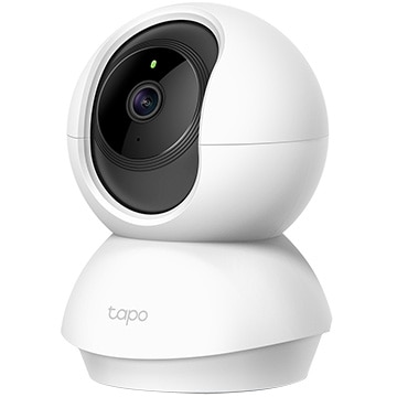 TP-LINK パンチルト ネットワークWi-Fiカメラ Tapo-C200/R