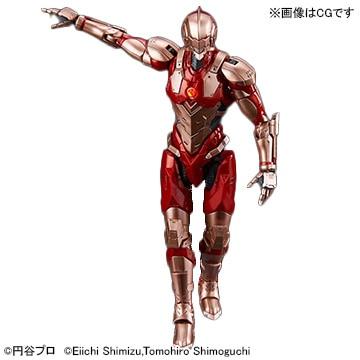 バンダイ ULTRAMAN BTYPE(リミッター解除Ver.)