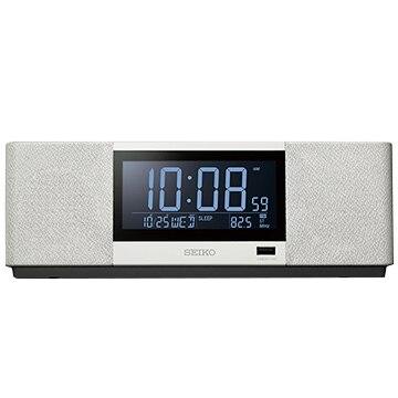 セイコークロック マルチサウンドクロック スピーカー Bluetooth ホワイト SS501A