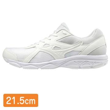 ミズノ ■マキシマイザー22 ユニセックス ホワイト 21.5cm K1GA200201215