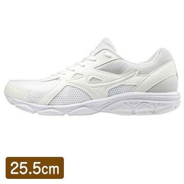 ミズノ ■マキシマイザー22 ユニセックス ホワイト 25.5cm K1GA200201255