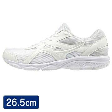 ミズノ ■マキシマイザー22 ユニセックス ホワイト 26.5cm K1GA200201265