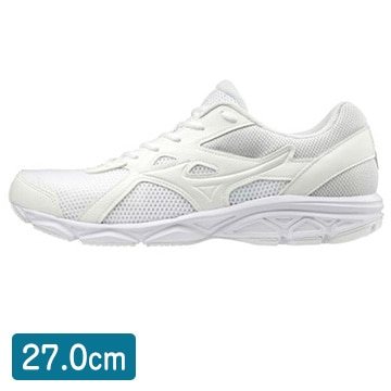 ミズノ ■マキシマイザー22 ユニセックス ホワイト 27.0cm K1GA200201270