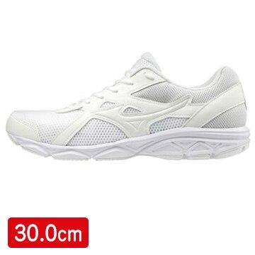 ミズノ ■マキシマイザー22 ユニセックス ホワイト 30.0cm K1GA200201300