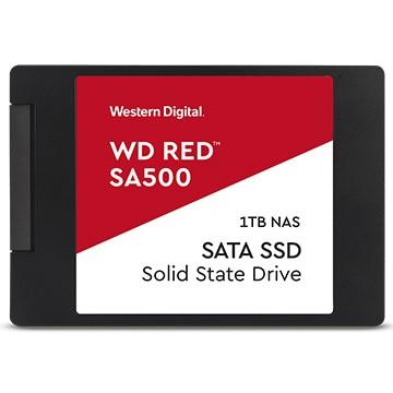 WesternDigital ■Red SA500シリーズ 2.5インチ SSD 1TB SATA6Gb/s WDS100T1R0A