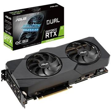 ASUS ■グラフィックカード NVIDIA RTX2080SUPER搭載 8GB DUAL-RTX2080S-O8G-EVO-V2