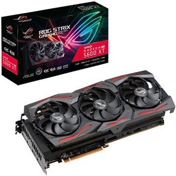 ASUS ■グラフィックカード AMD RX5600XT搭載 6GB トリプルファンモデル RS-RX5600XT-O6G-G