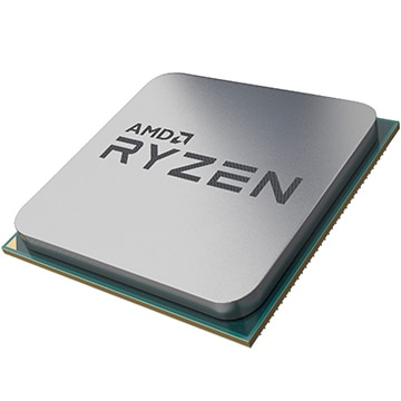 AMD Ryzen 5 3500 With Wraith Stealth cooler (6C6T 3.6GHz 65W) 100-100000050BOX