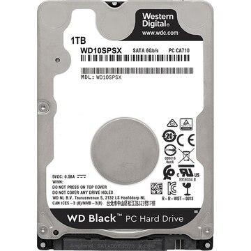 WesternDigital 内蔵ハードディスク 2.5インチ HDD 1TB SATA6Gb 7mm厚 WD10SPSX