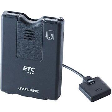 アルパイン NXシリーズナビ 連動型 ETC ユニット HCE-B063
