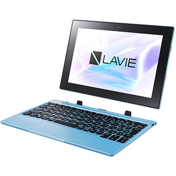 LAVIE First Mobile Celeron・4G・eMMC128GB ライトブルー
