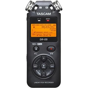 TEAC TASCAM 24bit/96kHz対応 リニアPCMレコーダー DR-05-V3