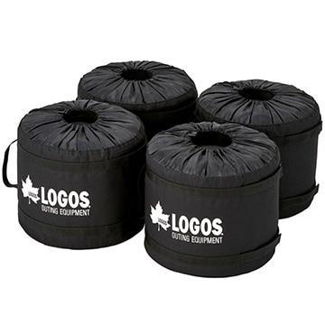 ロゴス ■テントウエイトバッグ(4pcs) 71661032