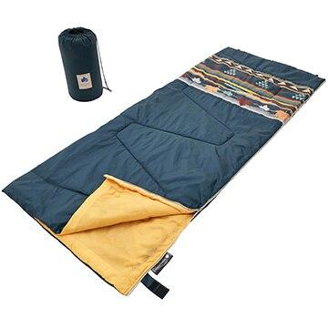 ロゴス ■丸洗い寝袋・15(ダークグリーンナバホ) 72600642
