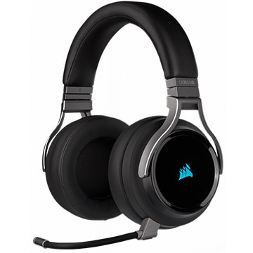 Corsair VIRTUOSO RGB WIRELESS -Carbon- CA-9011185-AP
