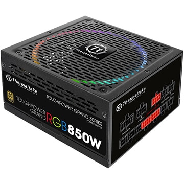 Thermaltake ■Toughpower Grand RGB 電源ユニット 850W NON DPS PS-TPG-0850FPCGJP-R