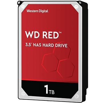 WesternDigital WD Red シリーズ NAS向けHDD 3.5インチ 1TB WD10EFRXR