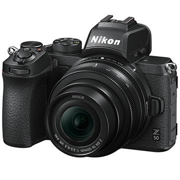 Nikon Z50 16-50 VR レンズキット Z50-16-50-VR