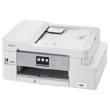 ブラザー A4 インクジェットプリンター複合機 大容量インクモデル FAX/コピー/スキャナ MFC-J1500N