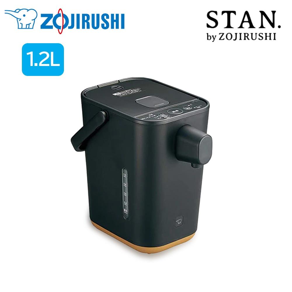 象印マホービン 電動ポット 1.2L STAN.シリーズ ブラック CP-CA12-BA
