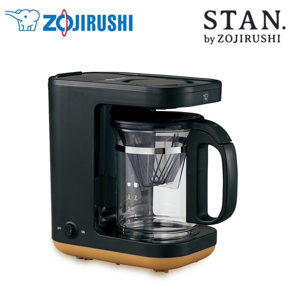 象印マホービン コーヒーメーカー マグカップ2杯分 STAN.シリーズ ブラック EC-XA30-BA