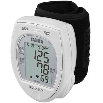 タニタ 手首式血圧計 BP-A11-WH