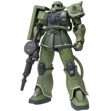 バンダイスピリッツ コレクターズ GUNDAM FIX FIGURATION METAL COMPOSITE MS-06C ザク? C型