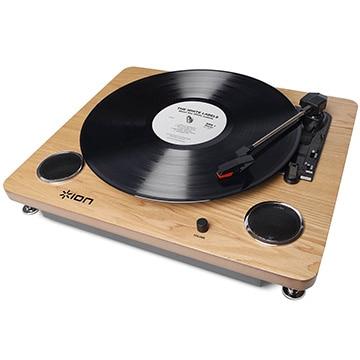 ION Audio Archive LP スピーカー搭載USBレコードプレーヤー IA-TTS-012