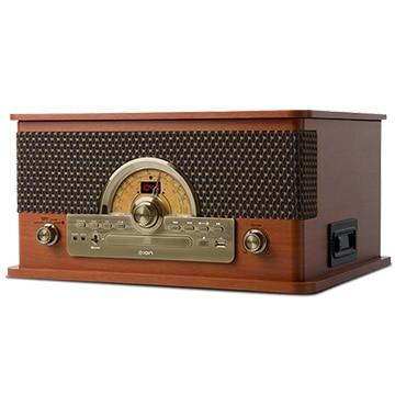 ION Audio SUPERIOR LP Bluetooth対応オールインワン・ミュージックプレーヤー IA-TTS-026