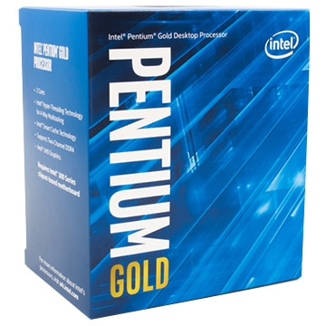 intel MM99A00M Pentium G6400 LGA1200 BX80701G6400