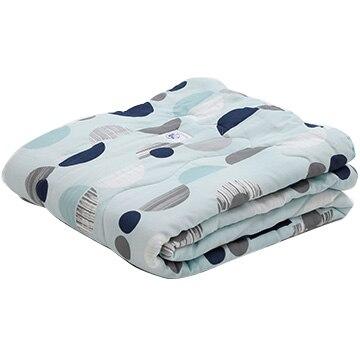 西川 ■ 肌掛けふとん 軽い 洗える ブルー AE00600031B