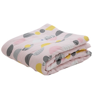西川 ■ 肌掛けふとん 軽い 洗える ピンク スカンジナビアンパターンコレクション AE00600031P