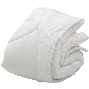 西川 ■ 制菌機能 合繊掛けふとん メディックピュア シングル ホワイト 清潔 AB00150081W