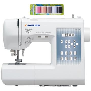 ジャガー コンピューターミシン KA-1000