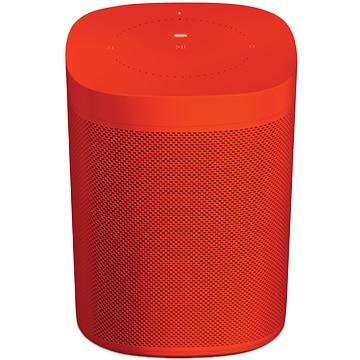 Sonos One スマートスピーカー Amazon Alexa搭載 Hay Red 国内正規品 ONEG1JP1LHRD