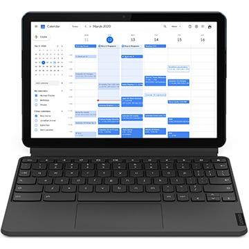 Lenovo IdeaPad Duet Chromebook 10.1 4GB eMMC128GB アイスブルー+アイアングレー ZA6F0038JP