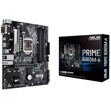 ASUS ■マザーボード Intel B365搭載 LGA1151対応 MicroATX PRIME/B365M-A