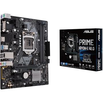 ASUS ■マザーボード Intel H310搭載 LGA1151対応 MicroATX PRIME/H310M-E/R2.0