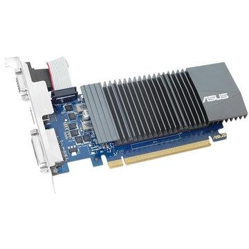 ASUS ■グラフィックカード NVIDIA GT710搭載 2GB ファンレスモデル GT710-SL-2GD5-BRK