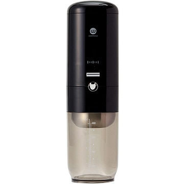 Wiswell ■水出しコーヒー Water Dripper (ピアノブラック) WD201PB