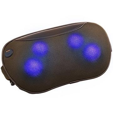 ドクターエア マッサージピローS コードレス ブラウン MP-05BR